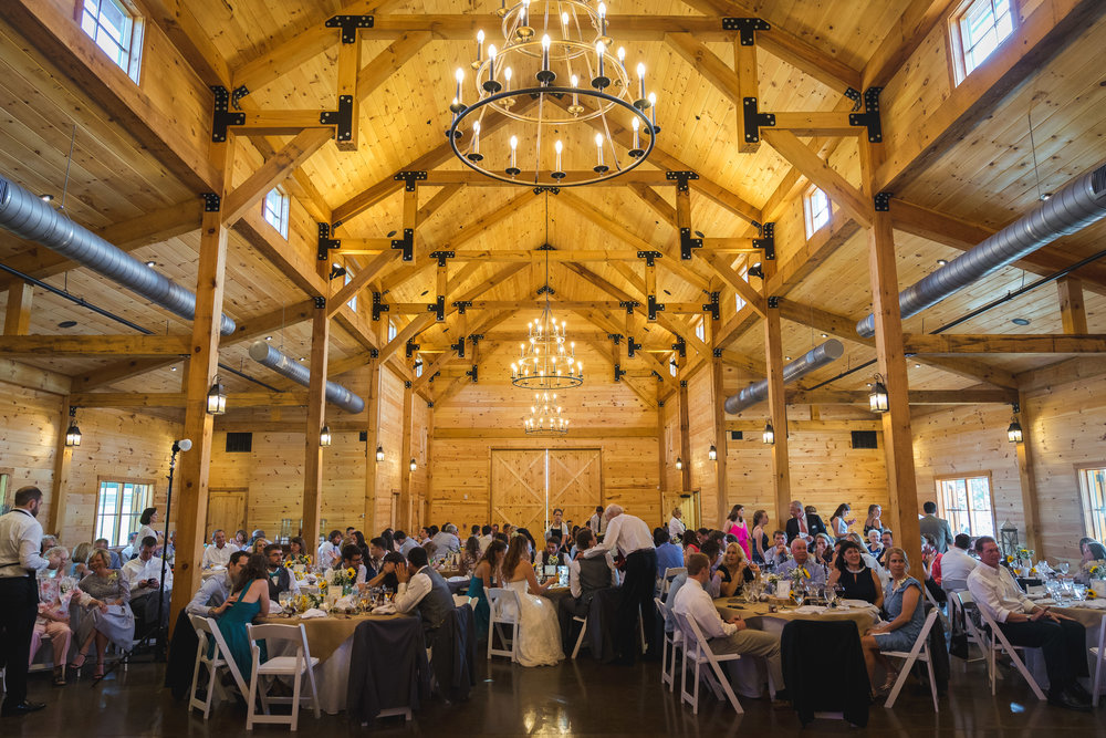 Windy Hill Wedding and Event Barn in Simpsonville, SC