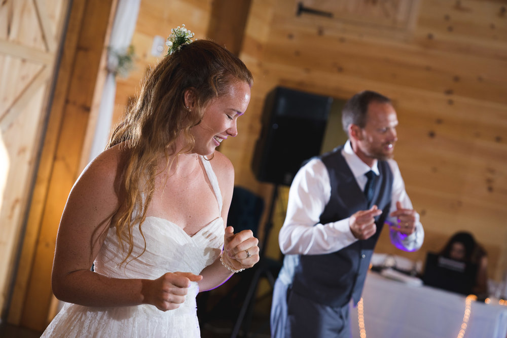 Father daughter dancing | Windy Hill Wedding and Event Barn in Simpsonville, SC