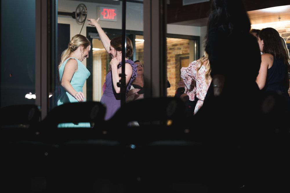 Flour Field Wedding in Downtown Greenville, SC