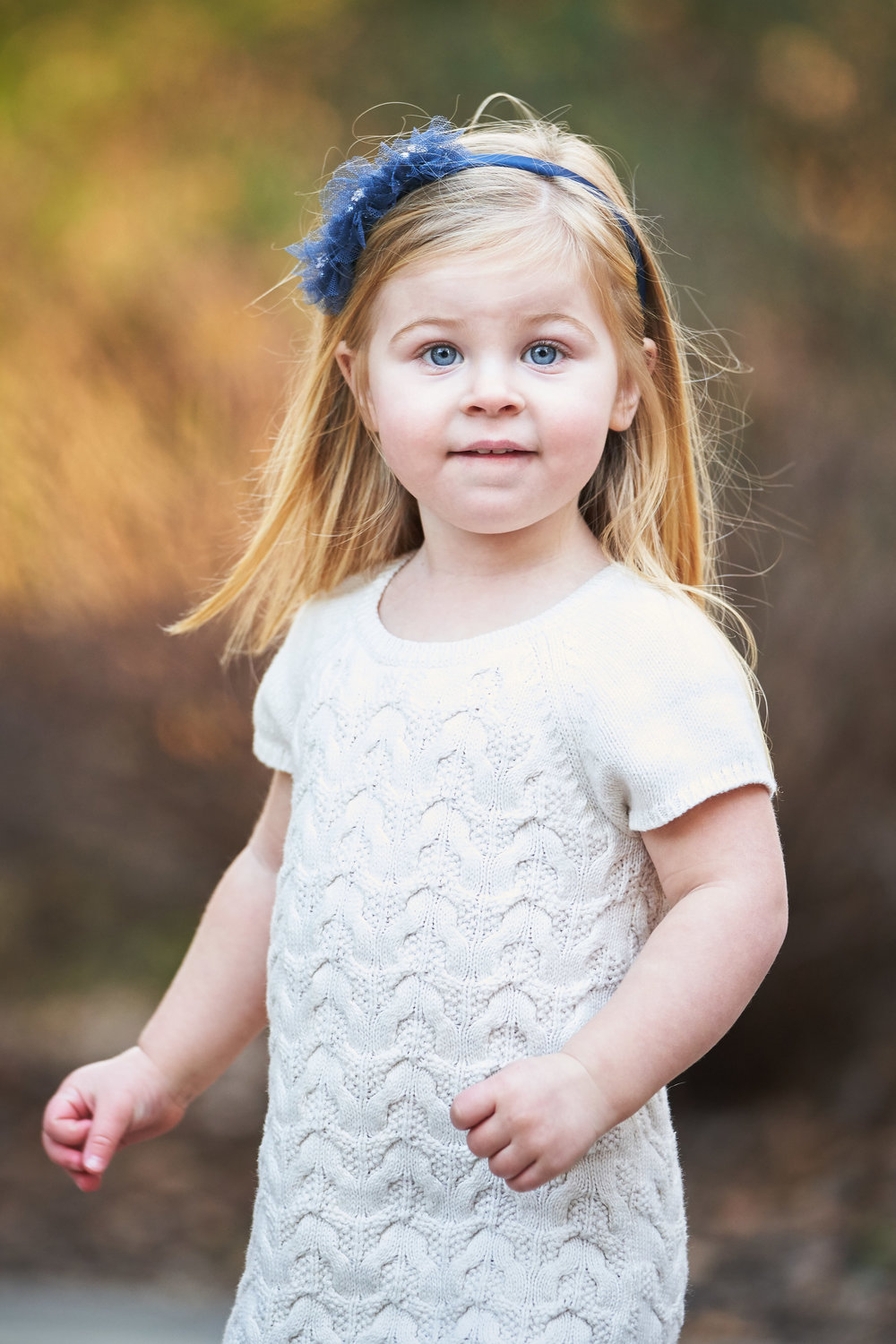 Little Sister | Family Photo Session at the Clemson Botanical Gardens