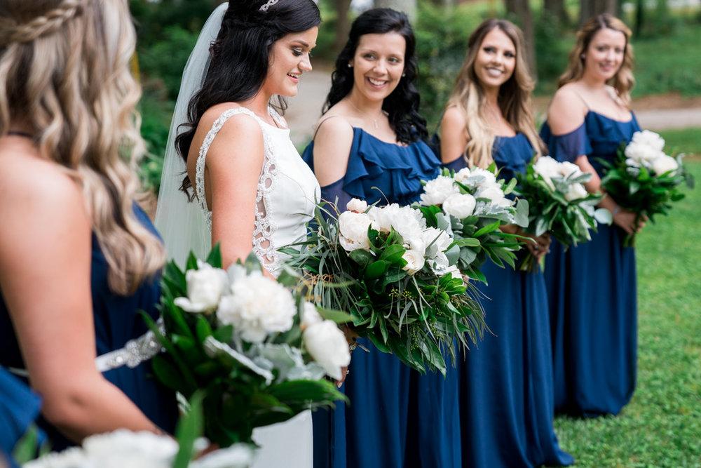 Jordan + Jamie | Wedding at Sleepy Hollow in Clemson, SC