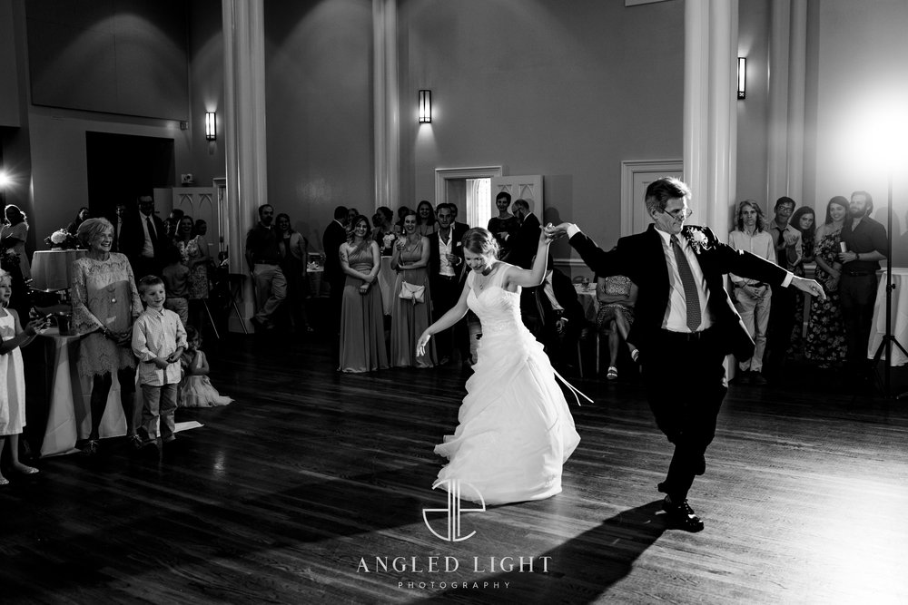 Julie + Mark | First Presbyterian Church Columbia, SC