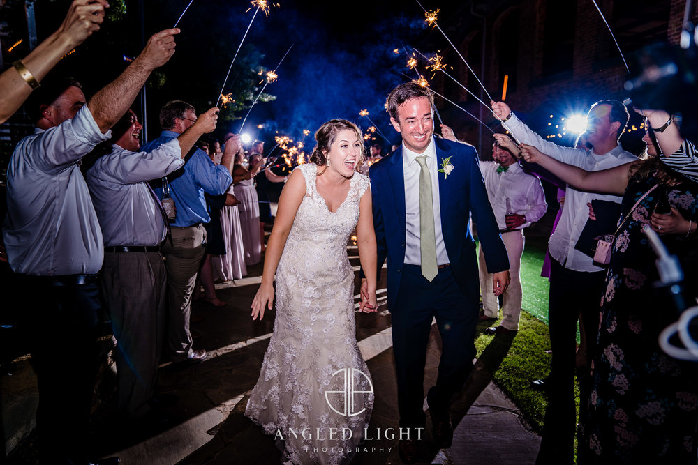 Tifani + TJ | Wedding at the Westin Poinsette & Peace Center Wyche Pavilion Downtown Greenville