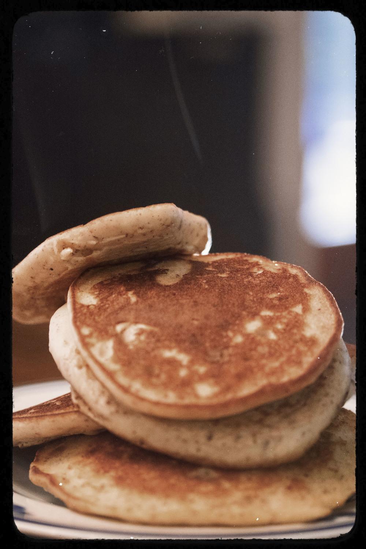 Gluten Free Purse Pancakes