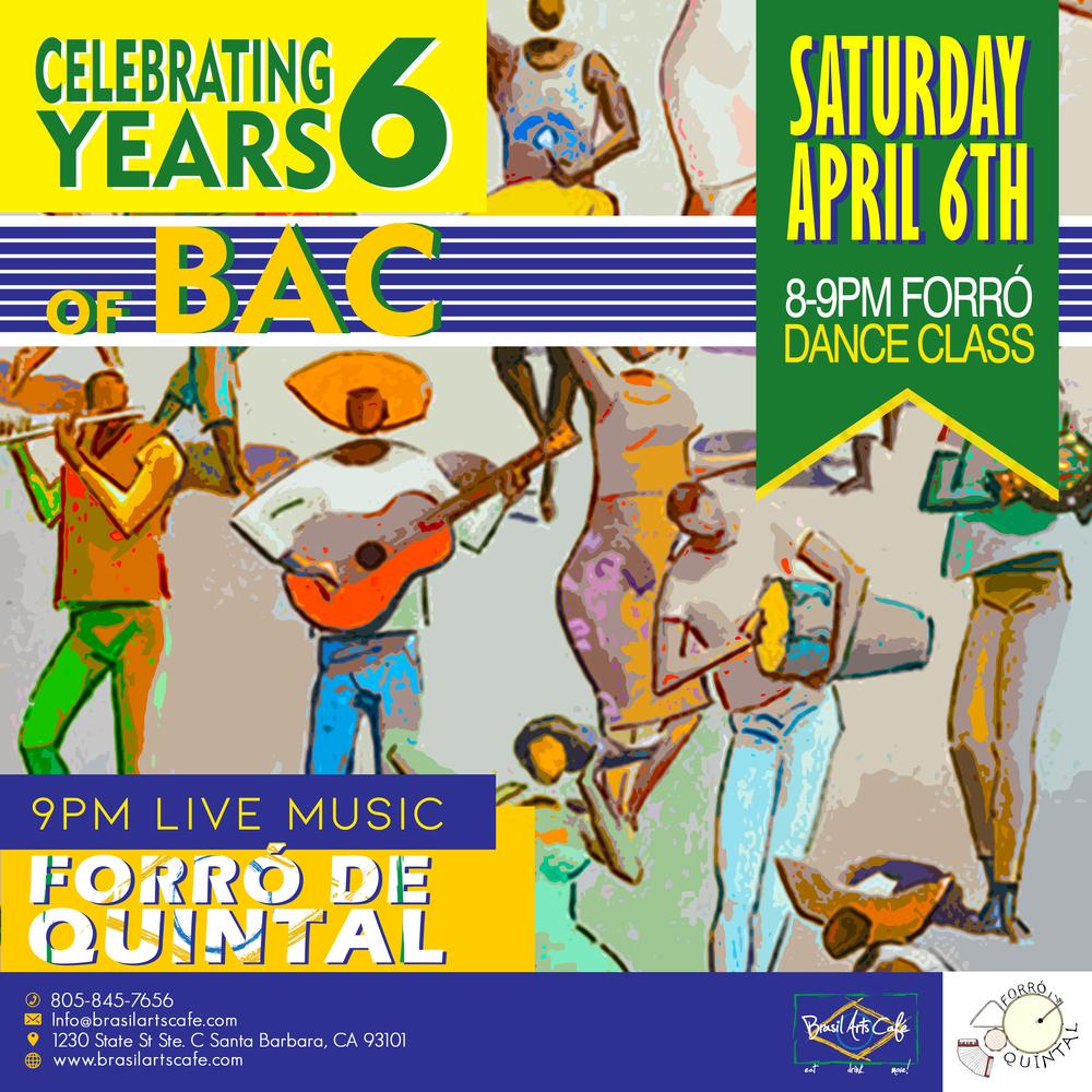 Events — Brasil Arts Cafe