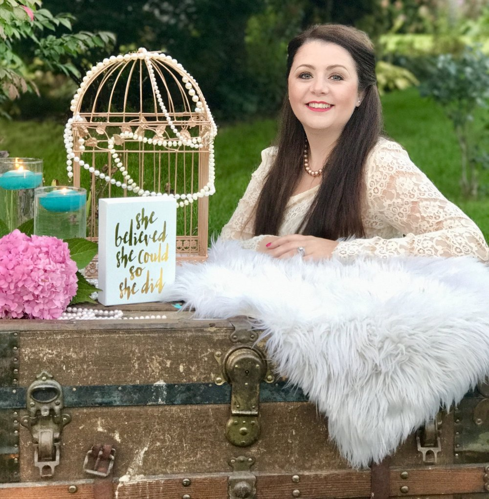 Styled Photoshoot compliments of Mindy Abbeduto of  Minderella Designs & Events