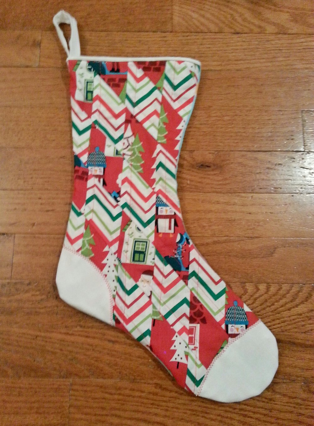 Little Man's stocking