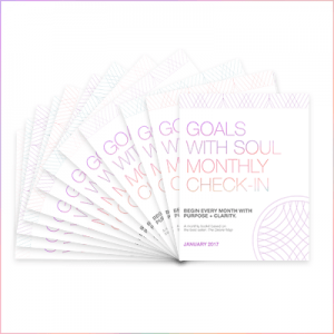 Goals with Soul 2017 with Aila love - www.ailalove.com