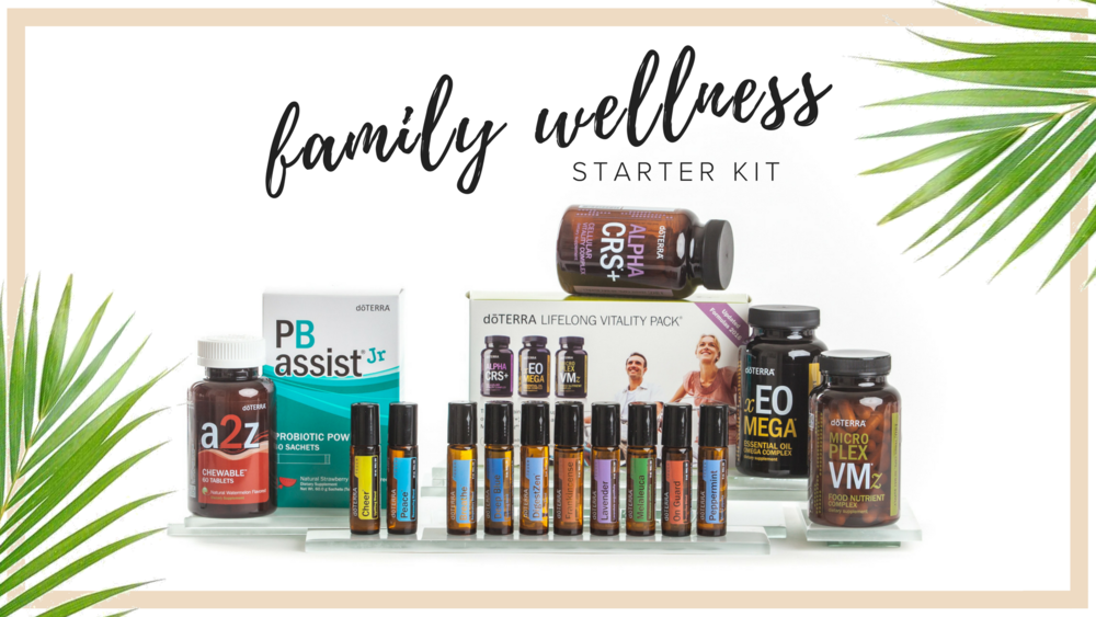 FAMILY wellness KIt - $275  This is the perfect kit for a family with young children. You get 8 of our foundational oils pre-diluted for safe topical application, 2 of my fave emotional oils to keep those little ones (and mama too!) feeling Cheerful and peaceful as needed, our lifelong vitality pack to keep you feeling healthy and full of energy, and our awesome kids vitamins and probiotics.  Retail Cost $366. Wholesale Kit Price $275. $90 in Savings.  all new memberships include Exclusive aila love welcome gifts, a personal consultation with maile, ongoing education opportunities & a support community.