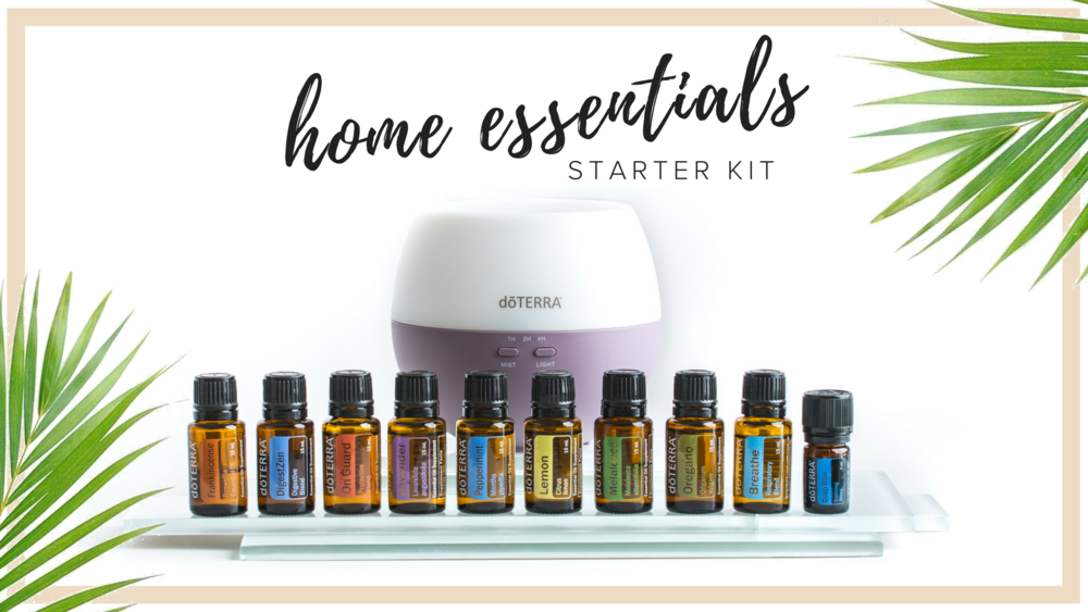 home ESSENTIALS KIt   This kit Contains the foundational oils, the top 10 that should be in evey household. It also includes a 4 hour diffuser which is essential at the beginning of your essential oil journey as using oils aromatically is one of the quickest and easiest way for them to affect the body. I recommend adding a bottle of fractionated coconut oil to your order when purchasing this kit so that you will be able to dilute these oils for topical use.  Retail Cost $366. Wholesale Kit Price $275. $90 in Savings  all new memberships include Exclusive aila love welcome gifts, a personal consultation with maile, ongoing education opportunities & a support community.