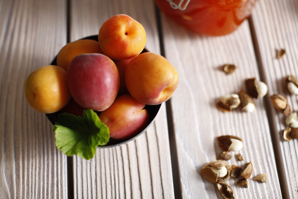 Just the Apricots