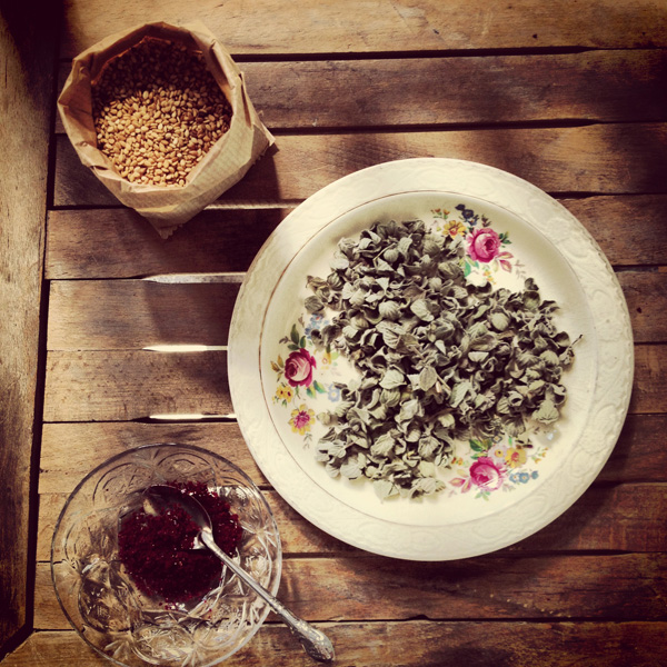 Za'atar Ingredients 2 - web