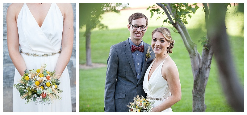 Minneapolis wedding planner Jessica Wonders