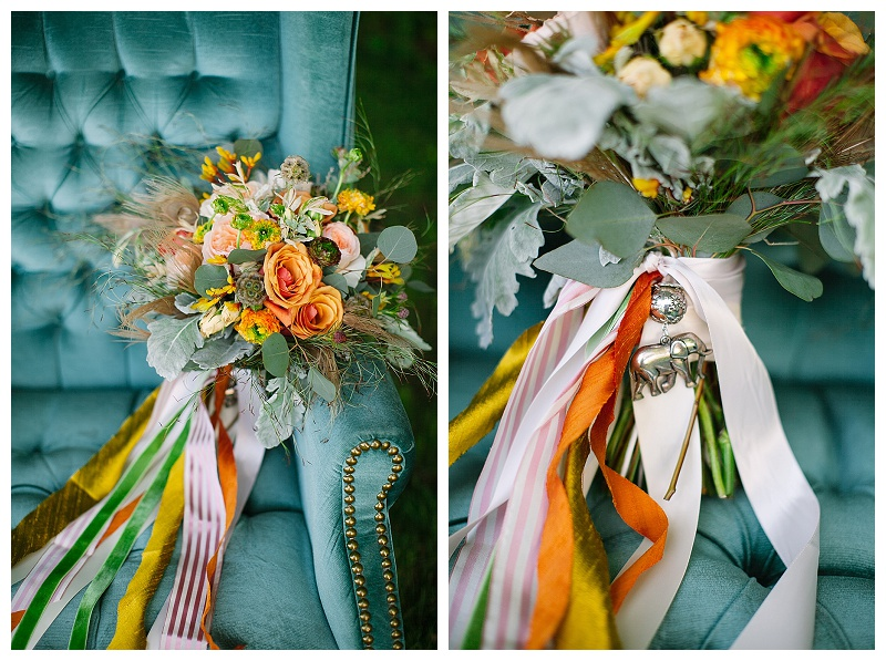Bright bridal bouquet | Jessicawonders.com | MN Wedding Planner