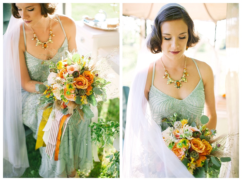 Vintage wedding | Jessicawonders.com | MN Wedding Planner