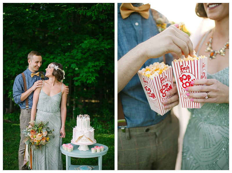 Unique wedding ideas | Water for elephants wedding inspiration | Jessica Wonders | Minnesota Wedding Planner | Jessicawonders.com
