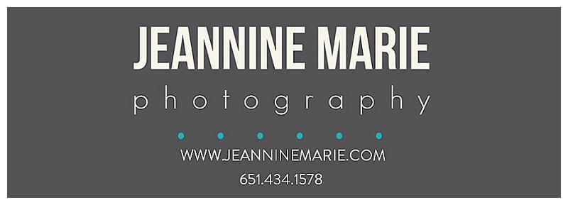 Minneapolis Photographer, Jeannine Marie Photography