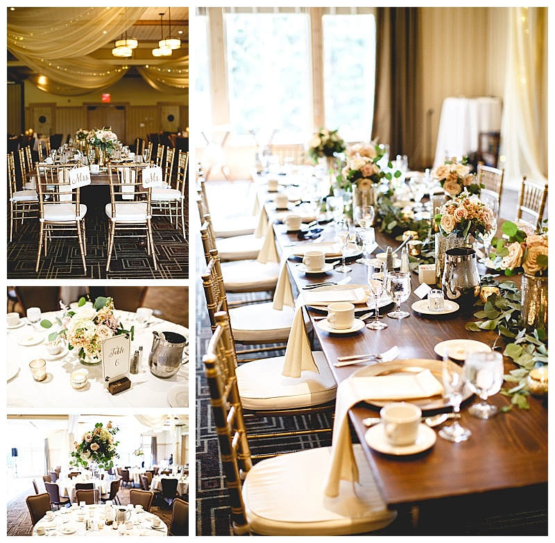 Reception Decor, MN, Janelle Elise Photography, Jessica Wonders Events