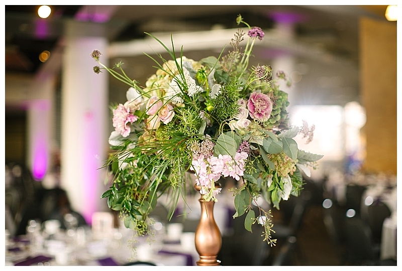 Science Museum of Minnesota, St. Paul, MN. Princess themes pink and purple wedding. Disney Wedding Décor. Wedding Planner Jessica Wonders Events