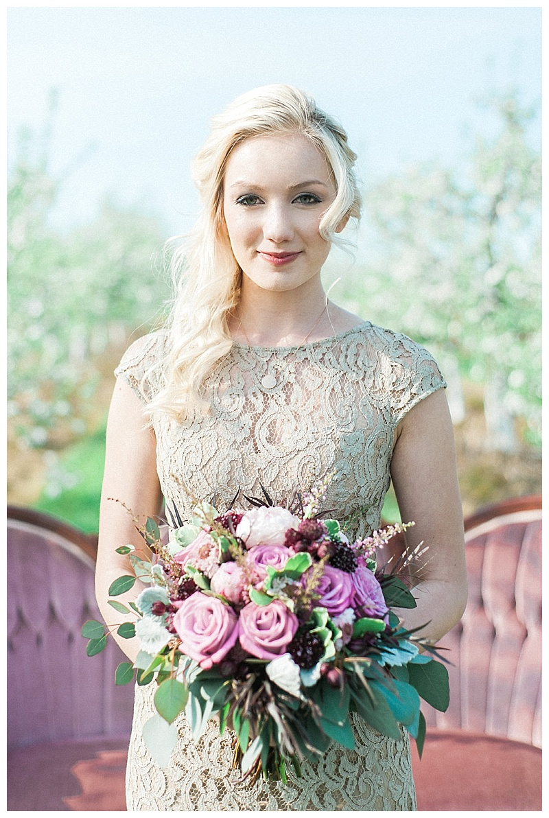 Pink wedding flowers, pink bridal bouquet  Jessica Wonders Events, Minneapolis, MN