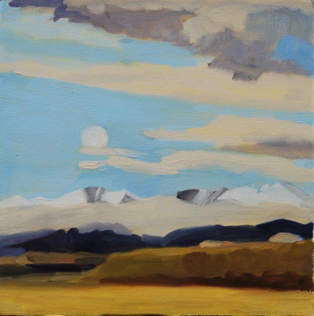 5/2, Full Moon (Bighorn Mts)