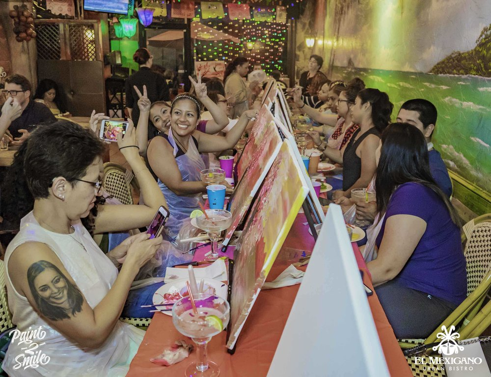 Paint & Sip New Jersey