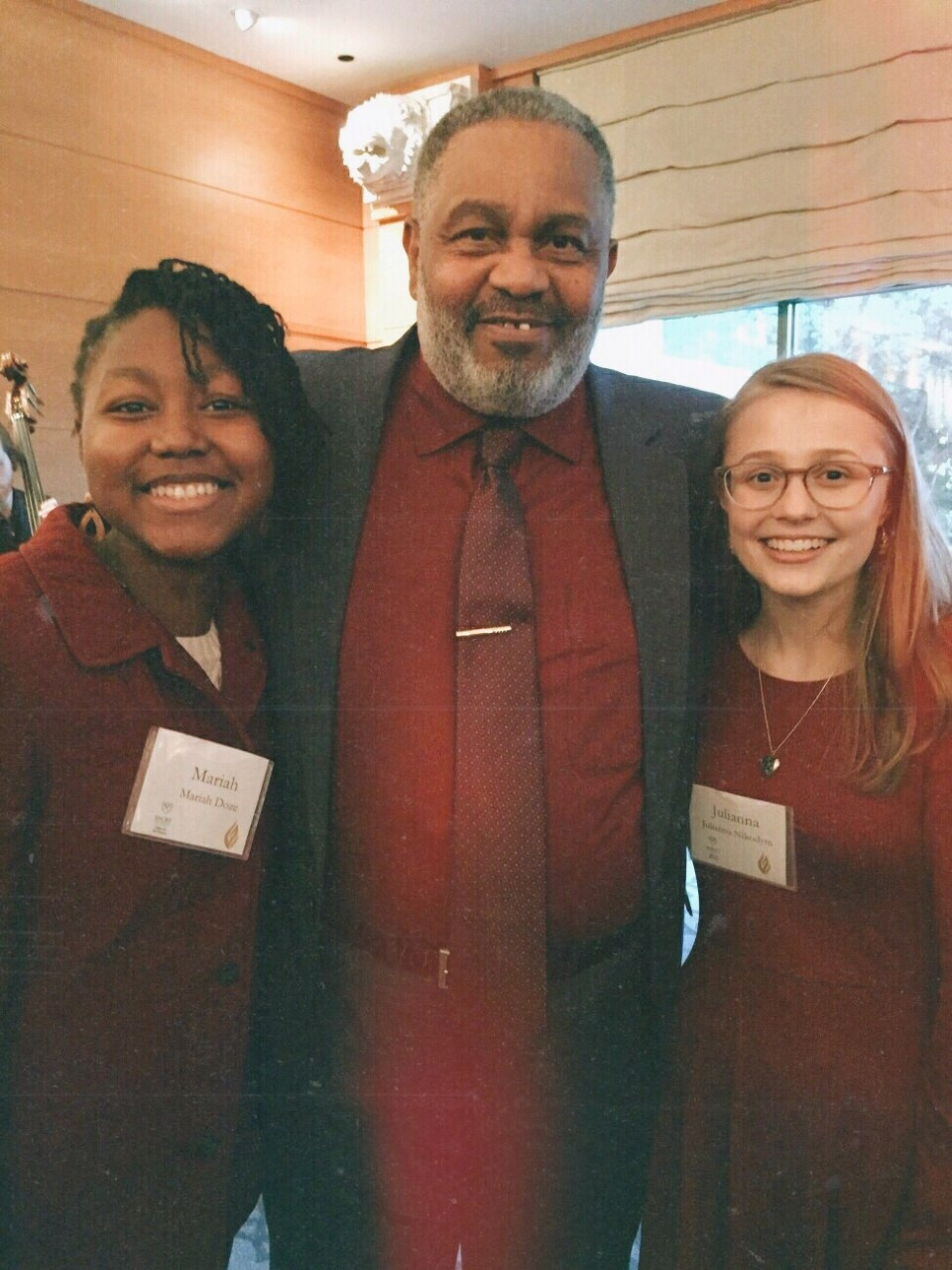 Anthony Ray Hinton - with Mariah Doze and Julianna Nikodym