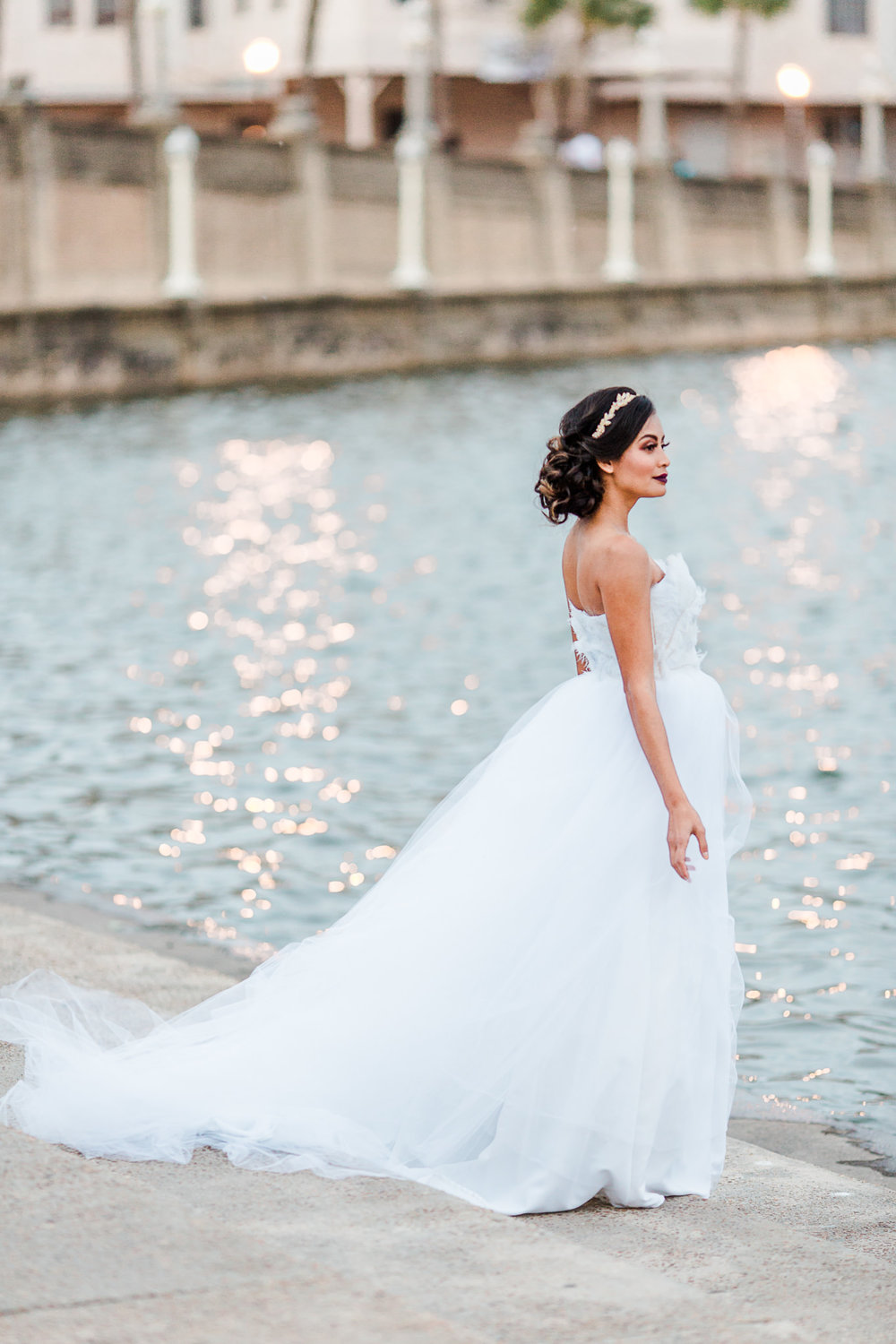 The Terrace Hotel Wedding Inspiration - Lakeland Florida Wedding ...