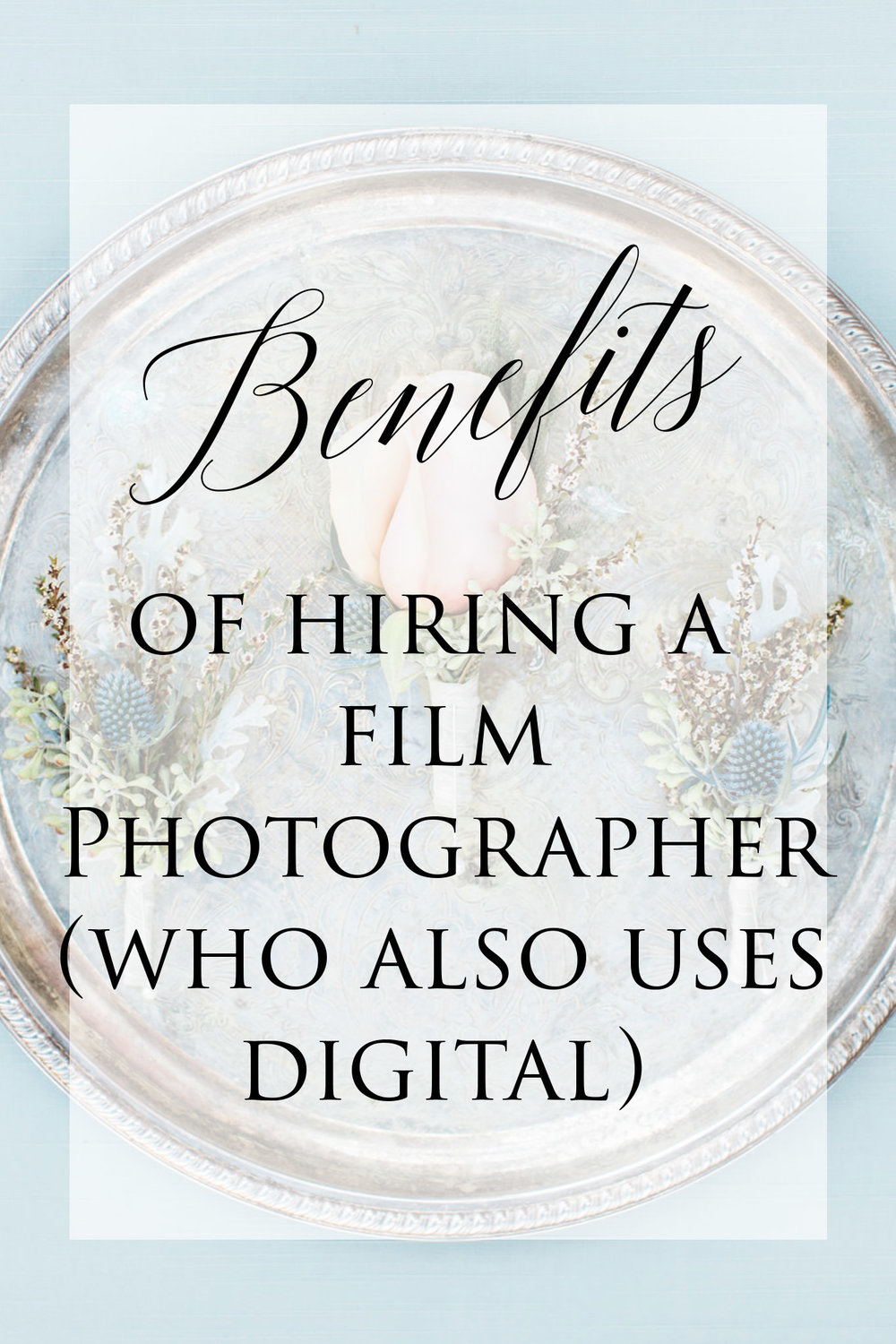 Benefits of Hiring a Film Wedding Photographer (Who Also Shoots Digital)