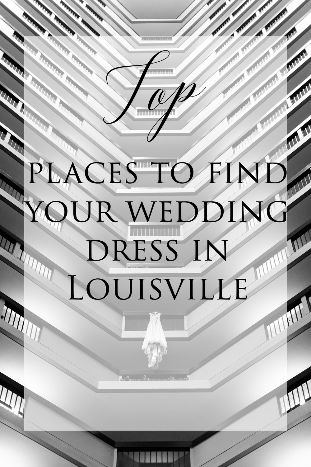 Louisville Wedding Dress Boutiques - If you're on the lookout for a beautiful, unique wedding dress in Louisville, KY, be sure you check out these bridal shops...read more