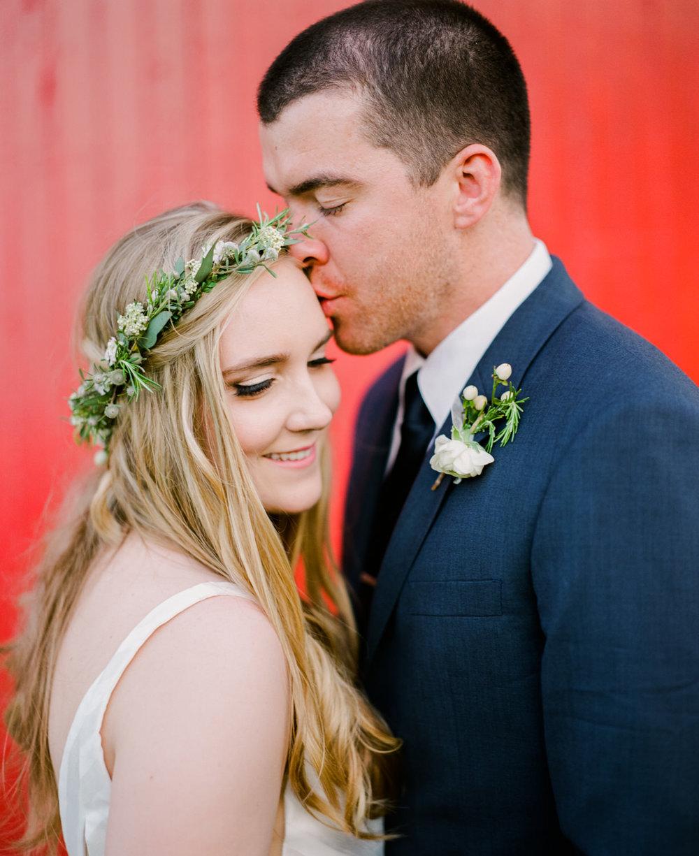 Steeler's Football Player Jordan Berry & Emily Berry Round Barn Wedding-96.jpg