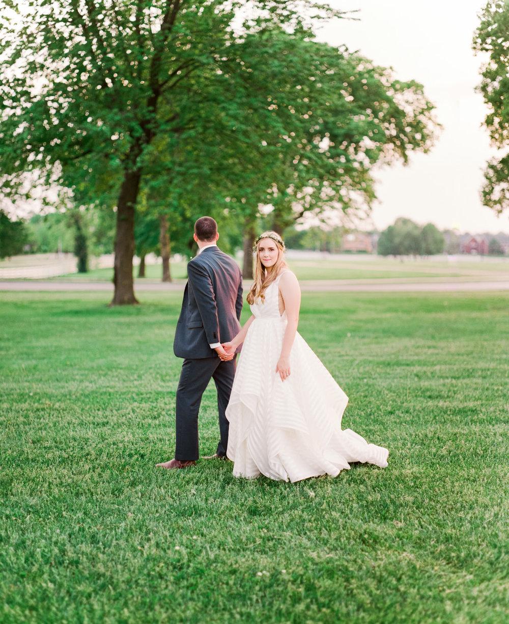 Steeler's Football Player Jordan Berry & Emily Berry Round Barn Wedding-94.jpg