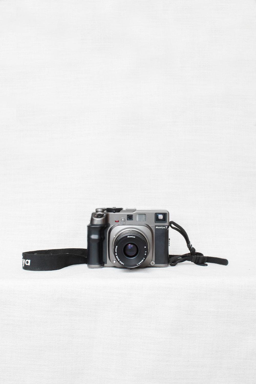 Image of Mamiya 7 with 80mm Lens