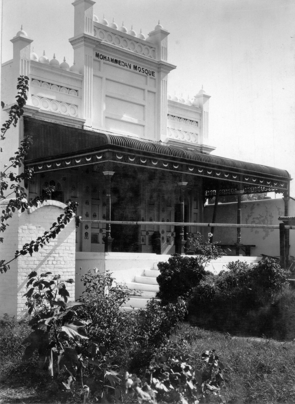 Perth Mohammedan Mosque, 1933.