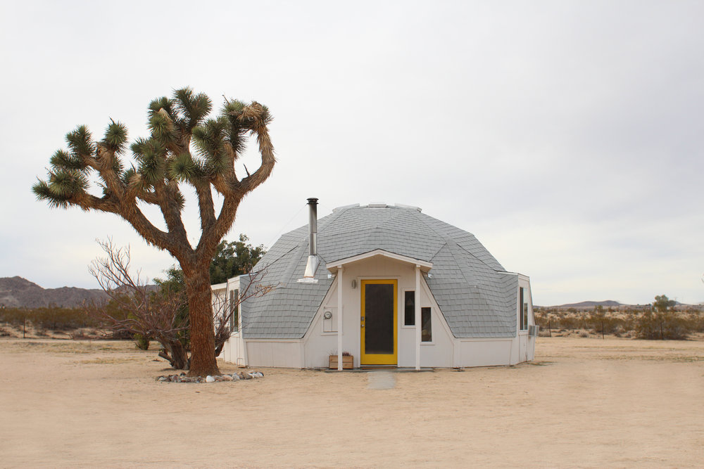 Dome in the Desert // www.weareinourelement.com
