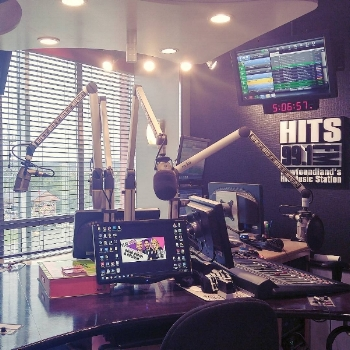 99.1 HITS FM - This was the main station I worked for. This is a CHR / Top 40 radio station.