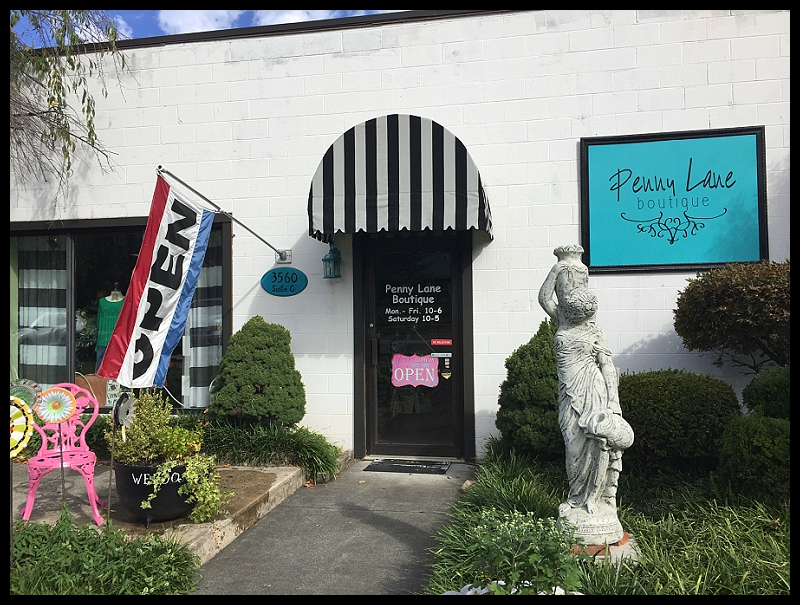 Penny Lane Boutique - 3560 Clemmons Rd Suite CClemmons, NC 27012336-769-8551