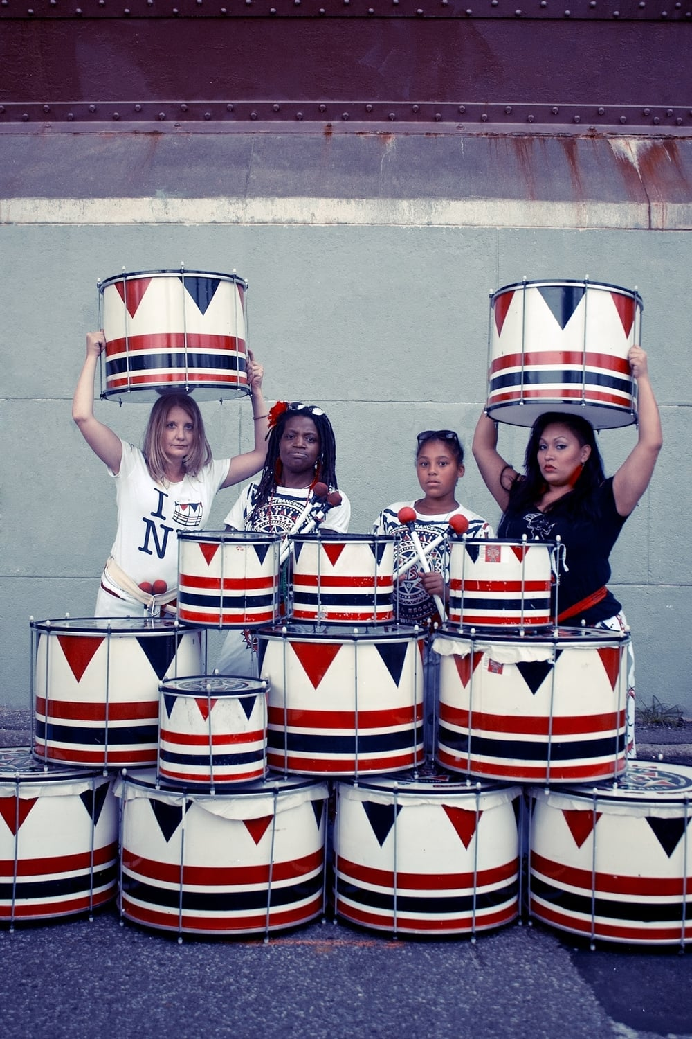 Batala photographed by Bex Wade