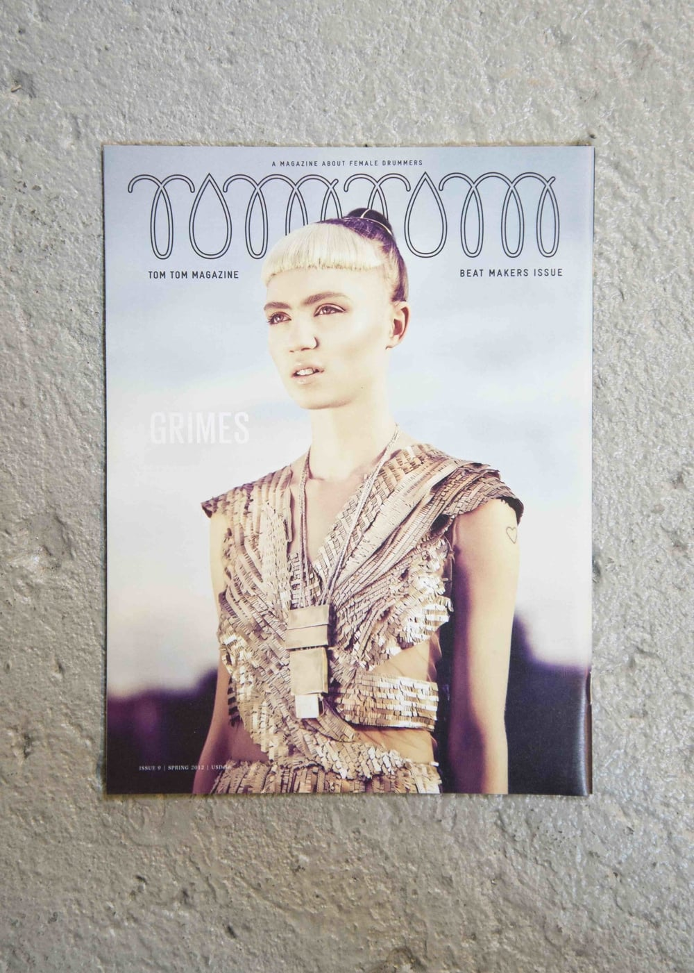 Issue 9 photographed by Marisa Kurk