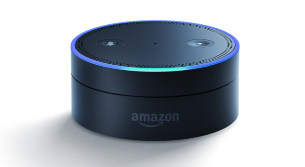 The new Amazon Echo Dot