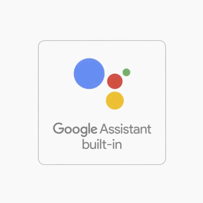 with the google assistant sdk, the assistant will soon be built right into hardware devices.