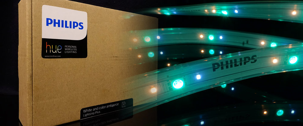 Hands-On First Look at the Philips Hue Lightstrip Plus