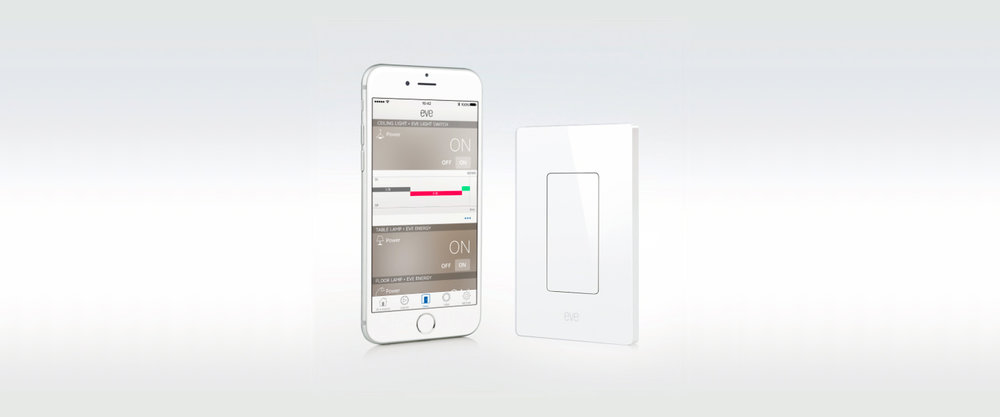 Elgato introduces HomeKit-enabled in-wall wired Eve Light Switch ...
