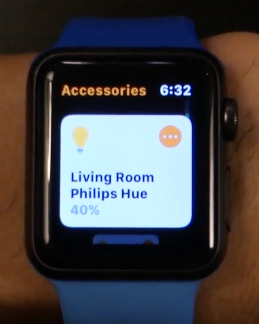 This was the best HomeKit UI that Apple could come up with?