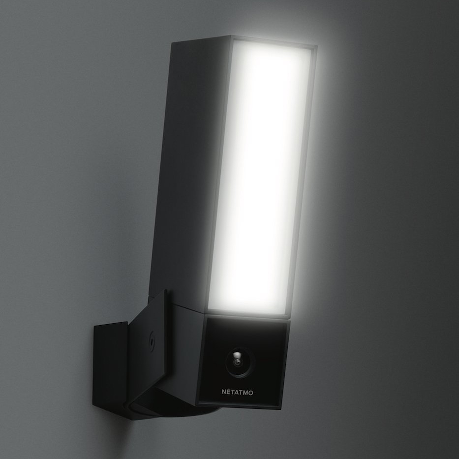 Netatmo Presence Floodlight Camera