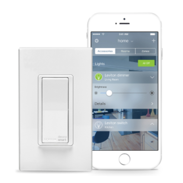 Leviton Decora Smart Switch