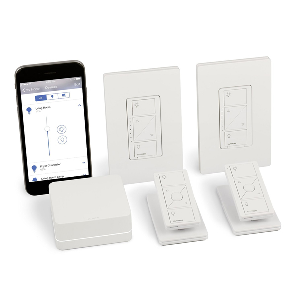 Lutron Caseta Wall Dimmers