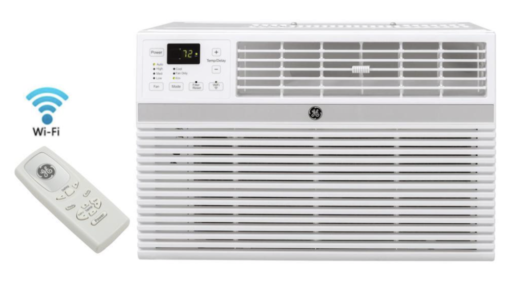 GE Smart Window Air Conditioner