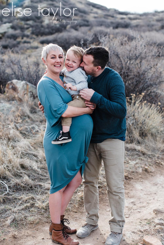 Loveland Maternity Session