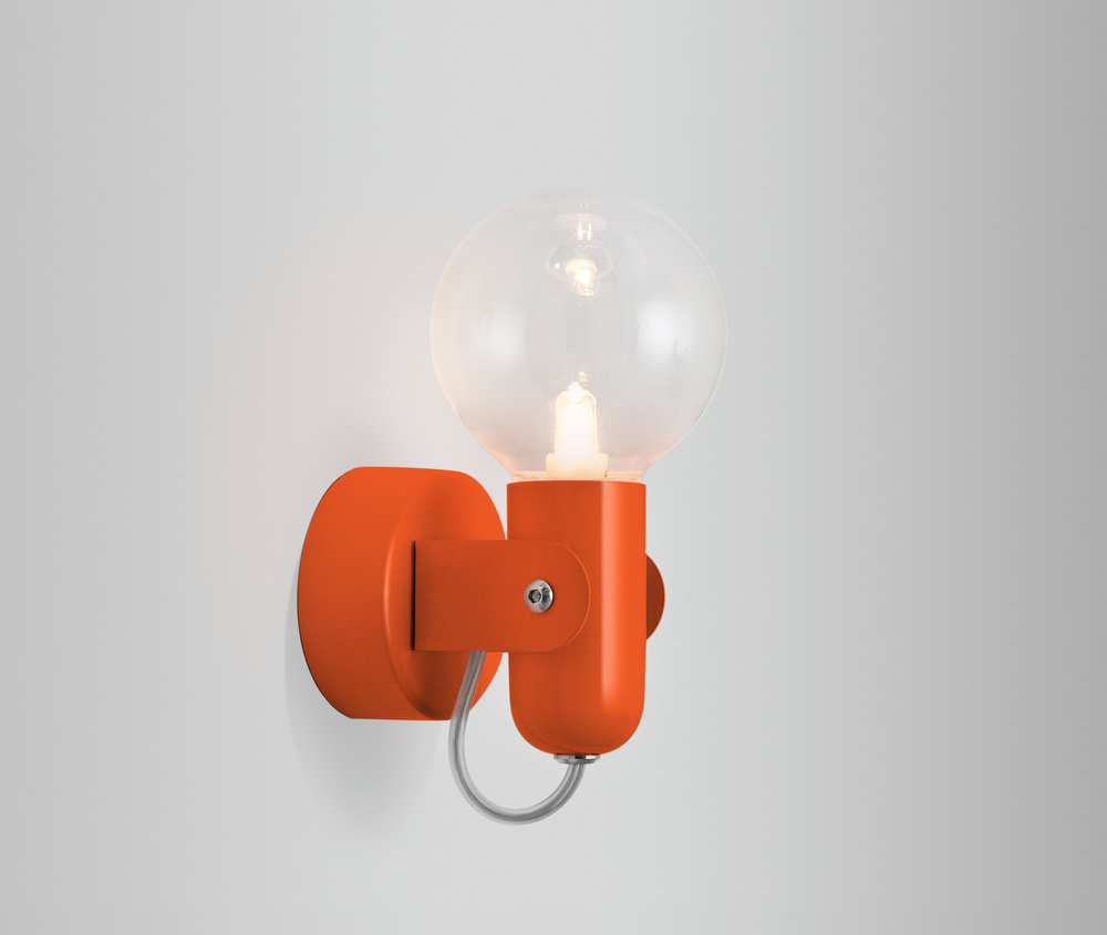 Hd2 wall lamp ism objects ism hd2 w signal orangeg aloadofball Choice Image